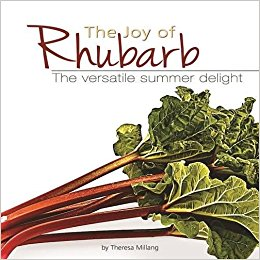 The Joy of Rhubarb cookbook by Millang for sale